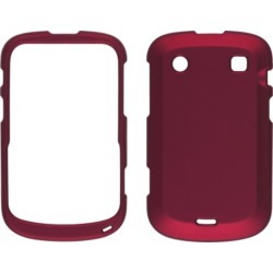 WIRELESS SOLUTIONS Soft Touch Snap-OnCase. Red.