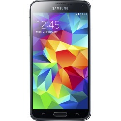 Samsung Galaxy S5 G900H 16GB Unlocked GSM Octa-Core Android Phone (Black) - PSR300397