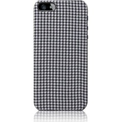 Simplism Japan Fabric Cover Set for Apple iPhone 5 (Hound's Tooth) - TR-FCIP12-HT/EN found on Bargain Bro India from Unlimited Cellular for $21.59