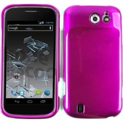 Unlimited Cellular Snap-On Case for ZTE Flash N9500 (Honey Dark Purple) found on Bargain Bro India from Unlimited Cellular for $5.99