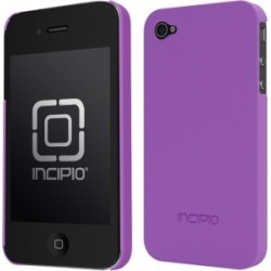 Incipio Feather Fitted Case for Apple iPhone 4/4S - Matte Bright Purple