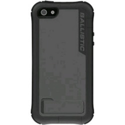 Ballistic Every 1 Series Case fits Apple iPhone 5 - Black/Gray (EV0993-M305)
