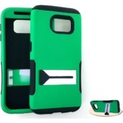 Hopper Case, BK Sk&Rubberized Emerald GR Snap wSt