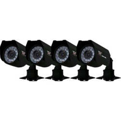 Night Owl 4-Pack Color Wired Cameras with 45 Ft Night Vision 240 Ft of Cable found on Bargain Bro India from Unlimited Cellular for $248.39