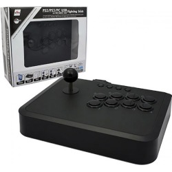 Universal - Controller - Fight Stick - PS2/PS3/USB - Arcade Fighting Stick (Mayflash)