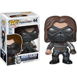 Toy - POP - Vinyl Figure - Captain America: The Winter Soldier - Winter Soldier Masked (Marvel) found on Bargain Bro Philippines from Unlimited Cellular for $12.39