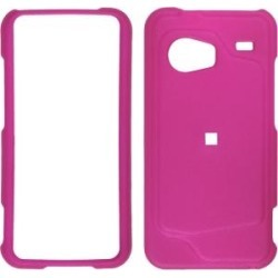 WIRELESS SOLUTIONS Soft Touch Snap-OnCase.  Dark Pink.