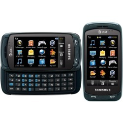 Samsung Impression SGH-A877 Cell Phone, QWERTY keyboard, Bluetooth, 3 MP Camera, GPS, GSM World Phone - Unlocked