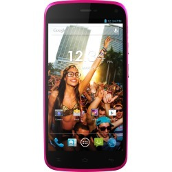 BLU Life Play L100a Unlocked GSM Dual-SIM Android Cellphone (Pink) - PBR200126 found on Bargain Bro Philippines from Unlimited Cellular for $165.00