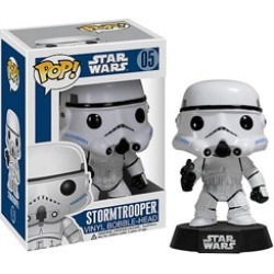 Toy - POP - Vinyl Bobble Figure - Star Wars - Series 1 - Stormtrooper (Star Wars) found on Bargain Bro India from Unlimited Cellular for $12.39