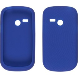 Ventev 369807 Radiant Silicone Gel Case for LG AN200/UN200 - Cobalt Blue found on Bargain Bro India from Unlimited Cellular for $9.79