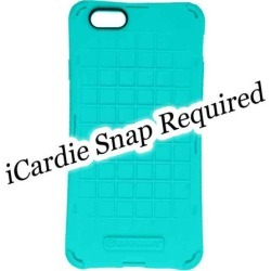 iCardie TPU Skin Protector Case for Apple iPhone 6 (Fluorescent Blueish Green) found on Bargain Bro India from Unlimited Cellular for $5.99