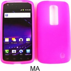 Unlimited Cellular Deluxe Silicone Skin Case for LG Nitro HD (Magenta) found on Bargain Bro India from Unlimited Cellular for $6.99