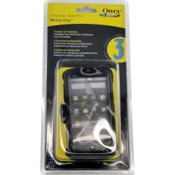 OtterBox Defender Case for HTC Nexus One - Black