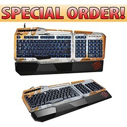 SO - PC - Keyboard - Titanfall S.T.R.I.K.E. 3 - Gaming Keyboard - 4pcs (Madcatz)