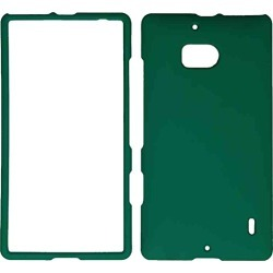 Cell Armor Snap On Cover For Nokia Lumia Icon/929 (Rubberized Emerald Green) - NK929-SNAP-A008-EMR