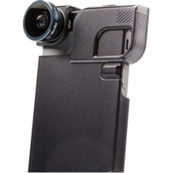 olloclip 4-in-1 Combo Kit for Apple iPhone 5/5S - Black found on Bargain Bro India from Unlimited Cellular for $99.29