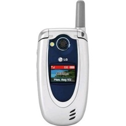 LG VX5200 Cell Phone, Camera, Speaker, e911 for Verizon (Silver)