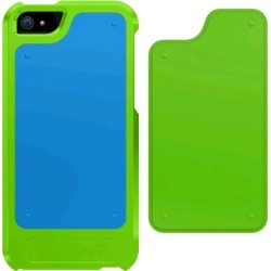 Trident Case - Apollo Series Protective Case for Apple iPhone 5 - Green/Blue
