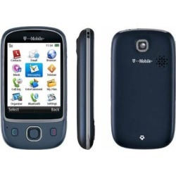Blue - Huawei Tap U7519 Cell Phone, Touchscreen, 2MP Camera, GPS, 3G, Bluetooth, - Unlocked