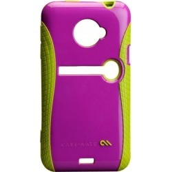 Case-Mate Pop! Case with Stand for HTC EVO 4G LTE (Raspberry/Lime)