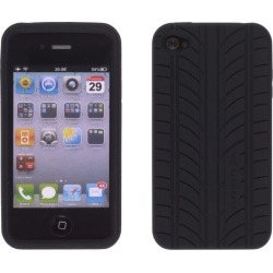 CASE-MATE Vroom Case for Apple iPhone 4/4S - Black