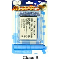 Cell Armor Battery, Li-ion for Samsung S5830 found on Bargain Bro from Unlimited Cellular for USD $5.77