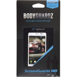 BodyGuardz - ScreenGuardz HD Dry Install for LG Optimus F7