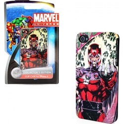 PDP - Marvel Magneto Explosion Case for iPhone 4