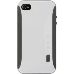 Case-Mate Pop! Case for iPhone 4 (White/Cool Grey)