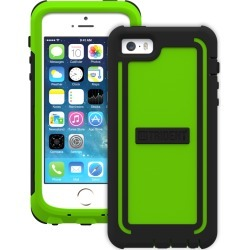 Trident Case  - Cyclops 2 Series Case for iPhone 5/5S - Green