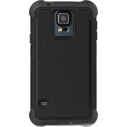 Ballistic Tough Jacket Case for Samsung Galaxy S5 (Black) - TJ1344-A06C found on Bargain Bro India from Unlimited Cellular for $21.59