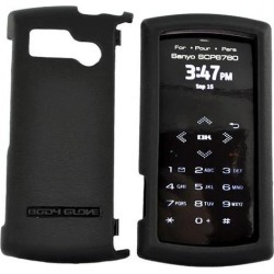 Body Glove Pro Snap-On Case for SCP6760 Sanyo Incognito - Black found on Bargain Bro Philippines from Unlimited Cellular for $5.99