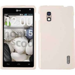 Unlimited Cellular Snap-On Case for LG Optimus G E970 (Honey White) found on Bargain Bro from Unlimited Cellular for USD $4.55