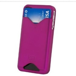 Case-Mate ID Credit Card Slim Case for Apple iPhone 4S / 4 (Pink)