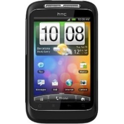 HTC Wildfire S Android Cell Phone for Virgin Mobile  (Prepaid)