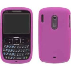 Wireless Solution Silicone Gel Case for HTC Snap S511 (Pink)