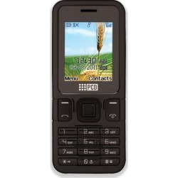 PCD 2030 Dual Band Cell Phone with Text/Voicemail/Email for Alltel Witreless (Black)
