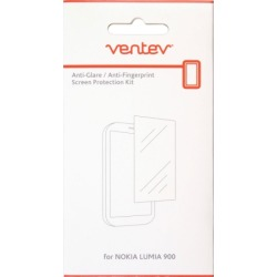 Ventev Anti-Glare Anti-Fingerprint Screen Protectors for Nokia 900 Lumia (2 Pack) found on Bargain Bro India from Unlimited Cellular for $7.39