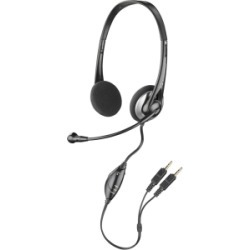 Plantronics .Audio 326 Stereo PC Headset (Black)