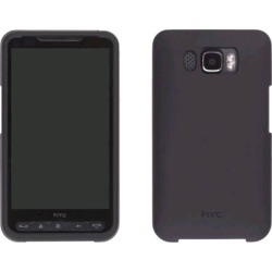 Wireless Solutions Silicone Gel Case for HTC HD2 - Black
