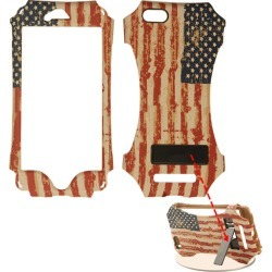 Kicker Snap. Distressed USA Flag found on Bargain Bro India from Unlimited Cellular for $6.99