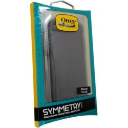 OtterBox Symmetry Case for Apple iPhone 5/5s - Black