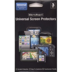 Body Glove Write Right Screen Protector for Screens Up To 3 X 5 - 9236001