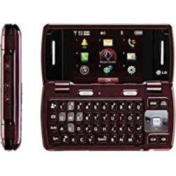 LG Env3 VX9200 Cell Phone with Qwerty/Vcast (Red) - Verizon