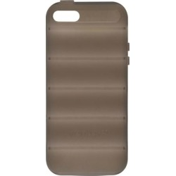 Ventev - SlipGrip Case for Apple iPhone 5/5s Cell Phones - Smoke