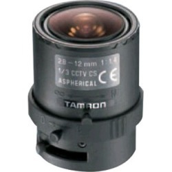 Tamron Security Camera Lens Vari-focal 2.8-12mm