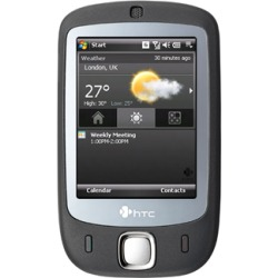 HTC Touch MP6900 Smart Phone for nTelos (Black)