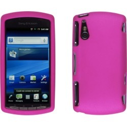 WIRELESS SOLUTIONS Soft Touch Snap-OnCase.  Pink.