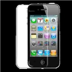 PCS Brand Products Screen Protector for Apple iPhone 4/4S (Clear) - APLIPHONE4SP